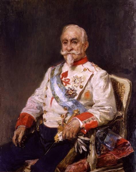 Retrato del Conde Guaki